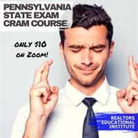 EXAM CRAM COURSE - Prep for Success | Tuesday, Sept 28, 2021 | 9 AM - 1 PM