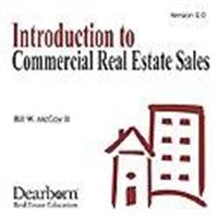 Introduction to Commercial Real Estate Sales 3rd edition